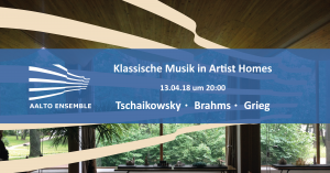 "Konzert im Kulturbunker ""Artist Homes"" @ Artist Homes"